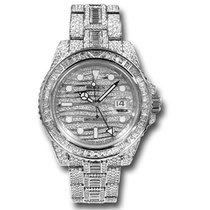 Rolex GMT Master II White Gold 116769TBR