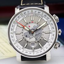 Arnold & Son 1L2AS.S02A.K01B Longitude II SS / Silver Dial...