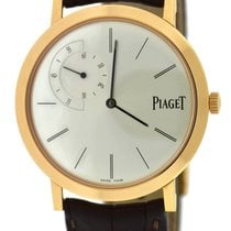 Piaget Altiplano Ultra Think 18K Rose Gold