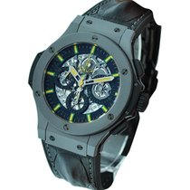Hublot 311-AI-1149-HR-NIE11 Aero Bang Niemeyer - Brazilian...