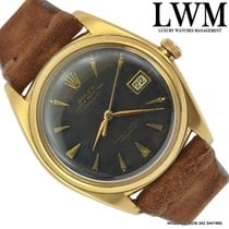 Rolex Datejust Ovettone 4467 black dial first series very...