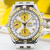 Breitling D1335212/A530 Chronomat MOP Dial 18K / SS (25838)