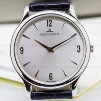 Jaeger-LeCoultre Q145840792 Ultra Thin SS Silver Dial (26014)