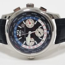 Girard Perregaux World Time WW TC Chrono BMW Americas Cup...