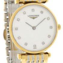Longines La Grande Classique - Ladies Bicolor Diamants 24mm...