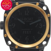U-Boat Thousand of Feet Gold Bezel
