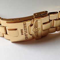 Breitling Prof Bracelet Yellow Gold 18 krt (22 mm)