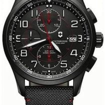 Victorinox Swiss Army Airboss Mechanical Black Edition...