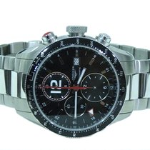 Longines Grande Vitesse Chronograph GMT Automatic Mens Watch