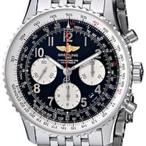 Breitling Navitimer Steel Black Dial Automatic AB012012