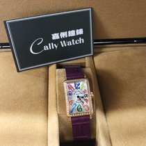 Franck Muller Cally - 952 Long Island Colour Dream 18K Rose...