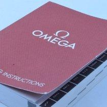 Omega Anleitung Manual Seamaster Chrono Automatik Und Weitere