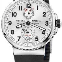 Ulysse Nardin Marine Chronometer Manufacture 43mm 1183-126-3.61