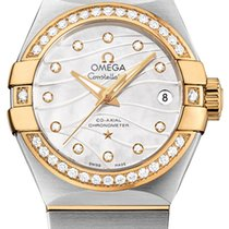 Omega Constellation Co-Axial Automatic 27mm 123.25.27.20.55.004