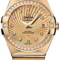Omega Constellation Co-Axial Automatic 27mm 123.55.27.20.58.001