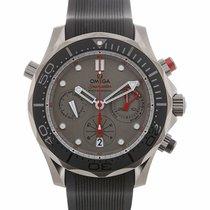 Omega Seamaster Diver 44 ETNZ