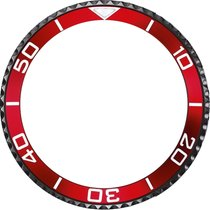 Certina DS Action Lünette rot C320015493