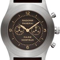 Panerai Mare Nostrum Titanio 52mm Men's Watch