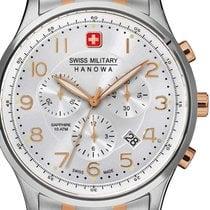 Swiss Military Hanowa 06-5187.12.001 Patriot Chrono 43mm 10ATM