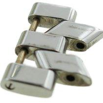 Franck Muller Ladies  Curvex 18k White Gold Link 16mm