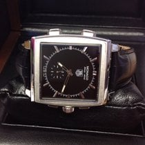 TAG Heuer Monaco 69 CW9110-0 - Serviced By Tag Heuer