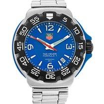 TAG Heuer Watch Formula 1 WAC1112.BA0850