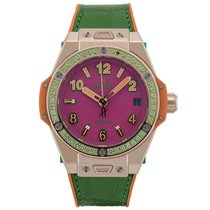 Hublot Big Bang One Click Pop Art King Gold Apple