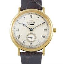 Breguet Classique Men's Manually Wound Yellow Gold Watch...