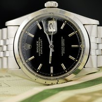 Rolex Datejust ref. 1600 Gilt Box, Papers & Cosc