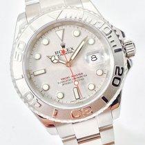 Rolex Yachtmaster Stahl Rolesium Platin Rolesium 40mm TOP