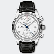 IWC Portugieser Chronograph Classic incl 19% MWS MWST