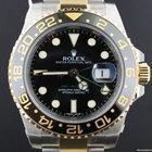 Rolex GMT-Master II, gold/steel, full set,40 mm