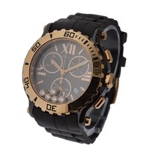 Chopard Happy Sport Chronograph Brown Ceramic