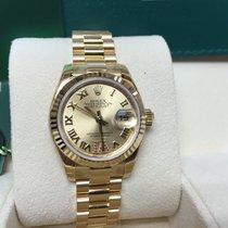 Rolex Cally - 26MM Lady President 179178 CHAMPAGNE 179178VIRU...