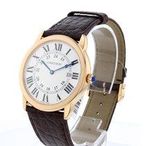 Cartier Ronde Solo Quartz Date Unisex watch W6701008