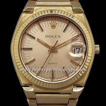 "Rolex Date Quartz ""texano"" Réf.5100"
