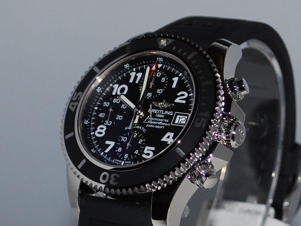 breitling superocean 42 chronograph