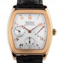 Paul Picot Fireshire Power Reserve Date 18kt Gelbgold Automati...