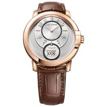 Harry Winston [NEW] Midnight Big Date 42mm automatic 18K rose...