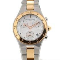 Baume & Mercier Linea Chronograph Ladies Quartz Bicolour
