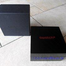 Swatch Uhrenbox  für zwei Uhren  neuwertiger Zustand