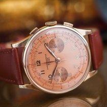 Chronographe Suisse Cie Vintage 18k Rose Gold