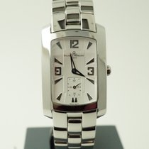 Baume & Mercier Hampton in Edelstahl / stainless steel...
