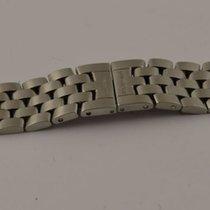 Longines Dolce Vita Stahl Armband Bracelet Rar Stahl/stahl 19mm