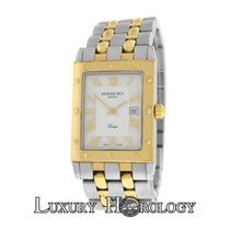 Raymond Weil Unisex  Tango 5380 Steel Yellow Gold Electroplated