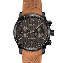 Mido Men's M0256273606110 Multifort Adventure Watch
