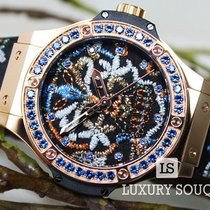 Hublot Big Bang Broderie Sugar Skull