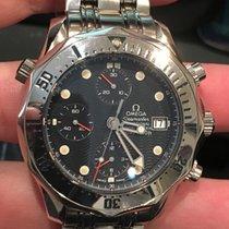 Omega Seamaster Chronograph 42mm Automatic 2598.80.00 Blue...