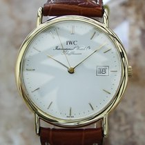 IWC International Watch Co Portofino Swiss Made Men's 18k...