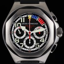 Girard Perregaux Titanium BMW Oracle Laureato USA 98 B&P...